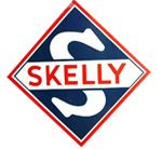 Skelly Oil Company was a medium sized oil company founded in 1919 by William Grove (Bill) Skelly, Chesley Coleman Herndon and Frederick A. Pielsticker in Tulsa, Oklahoma. J. Paul Getty acquired control of the company during the 1930s read more...http://en.wikipedia.org/wiki/Skelly_Oil#