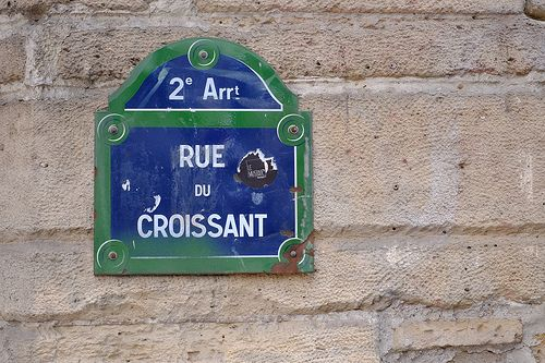 Rue de Croissant by edwardkimuk, via Flickr