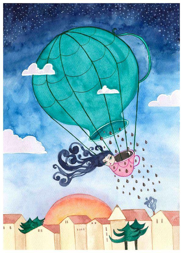 Zodiac by Cristina Benescu (Creanga), via Behance