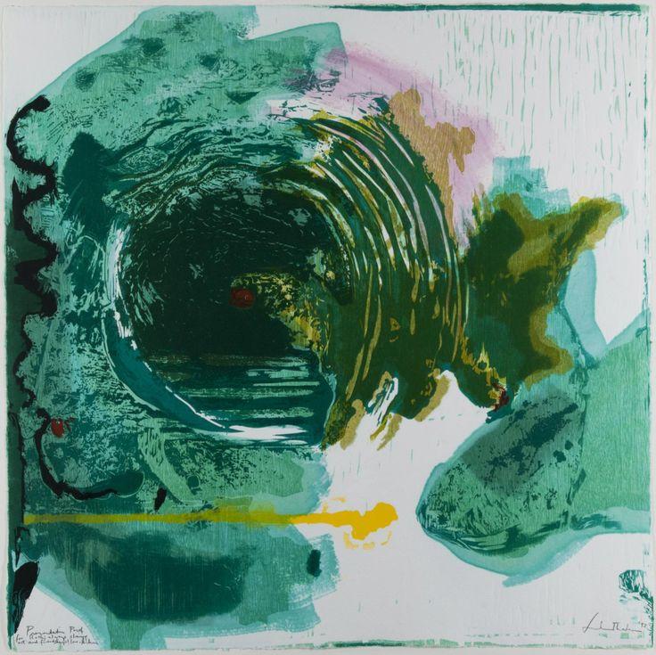 Helen Frankenthaler,  Radius