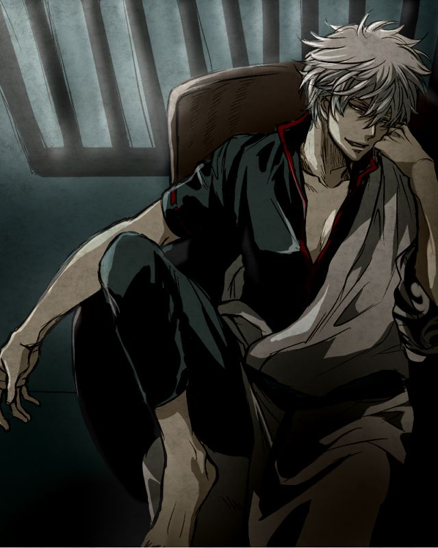 Sakata Gintoki | Gintama | ♤ Anime ♤
