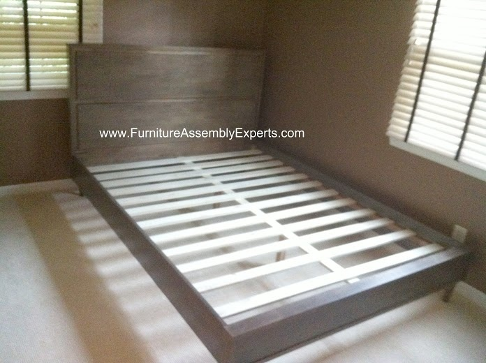 Overstock Queen Size Bed Assembled In Potomac Md By Furniture Assembly  Experts LLC   Call 2407052263