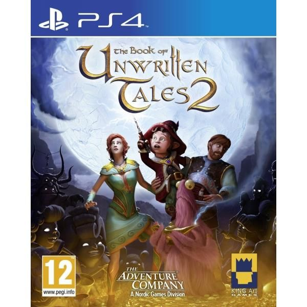 The Book Of Unwritten Tales 2 Game PS4 | http://gamesactions.com shares #new #latest #videogames #games for #pc #psp #ps3 #wii #xbox #nintendo #3ds