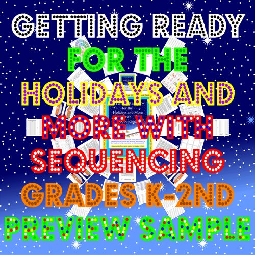 Teaching the same strategies in both reading and writing creates and reinforces Comprehensive Balanced Literacy Instruction. Preview this material that integrates a Transitional Word Pattern into your reading and writing lessons with a sequencing focus!
