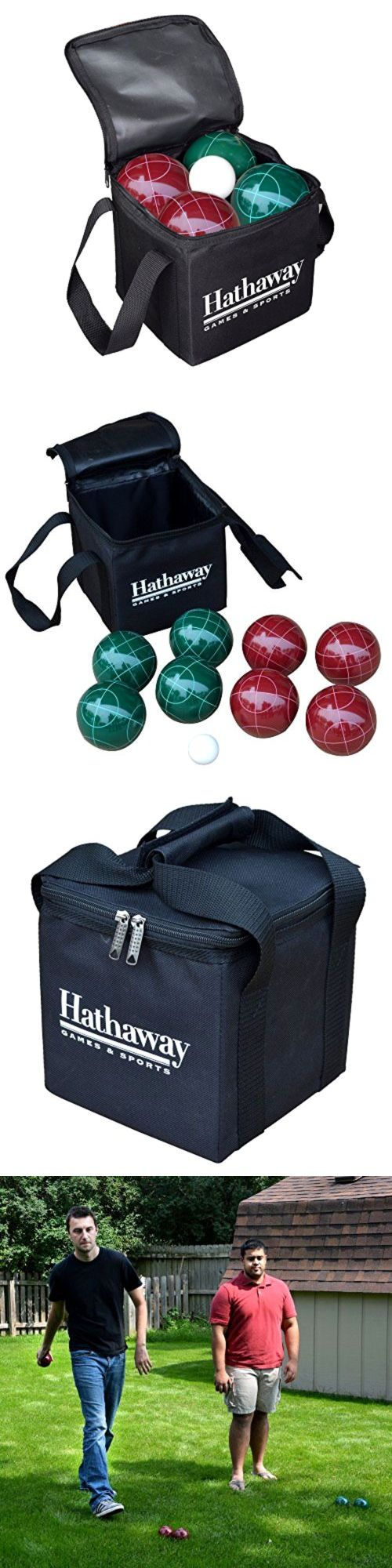 Bocce Ball 79788: Bocce Ball Set Case 8 Carrying Game Lawn 9 Carry Sports Piece Bag Italy Outdoor -> BUY IT NOW ONLY: $50.45 on eBay!