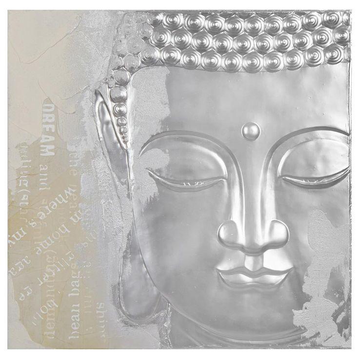 17 best ideas about tableau bouddha on pinterest art for Tableau mural zen