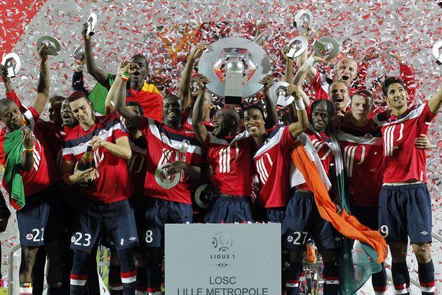 Lille champion de France 2011 #LOSC #foot