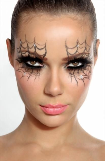 Pretty Witch Makeup Ideas - Makeup Vidalondon