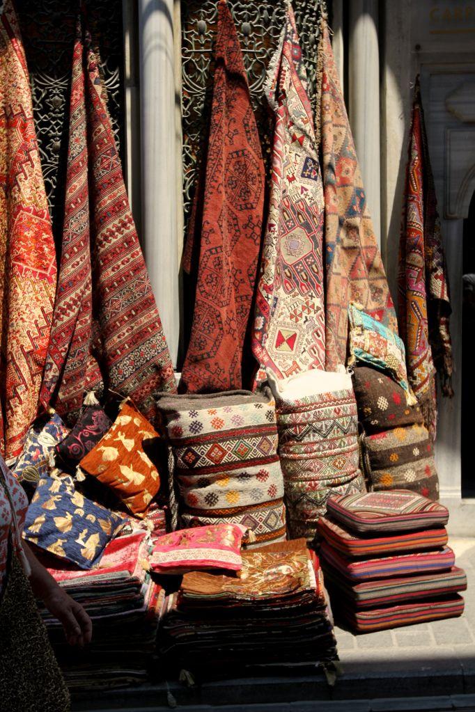Grand Bazaar Carpets Istanbul, Turkey