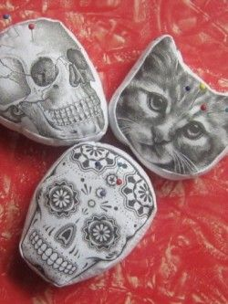 Printed Pin Cushions | Design Withdrawals