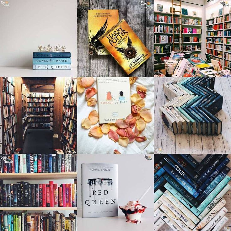 These were our top #bookstagram photos for 2016! We want to wish you all a happy new year and 2,017 book shimmies for the new year! #2016bestnine #happynewyear #epicreads #booklove #books #harrypotter #redqueen #booknerd