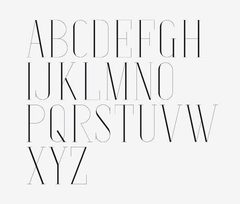 Best 10+ Modern serif fonts ideas on Pinterest | Modern sans serif ...