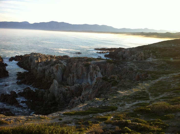 beautiful De Kelders, Western Cape, where the whales play
