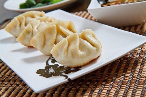 Jiaozi (chińskie pierożki)