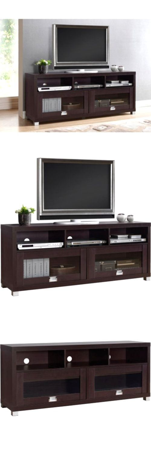Entertainment Units TV Stands 20488: Techni Mobili Durbin Tv Stand Cabinet For Tvs Up To 55 Espresso Entertainment -> BUY IT NOW ONLY: $113.79 on eBay!