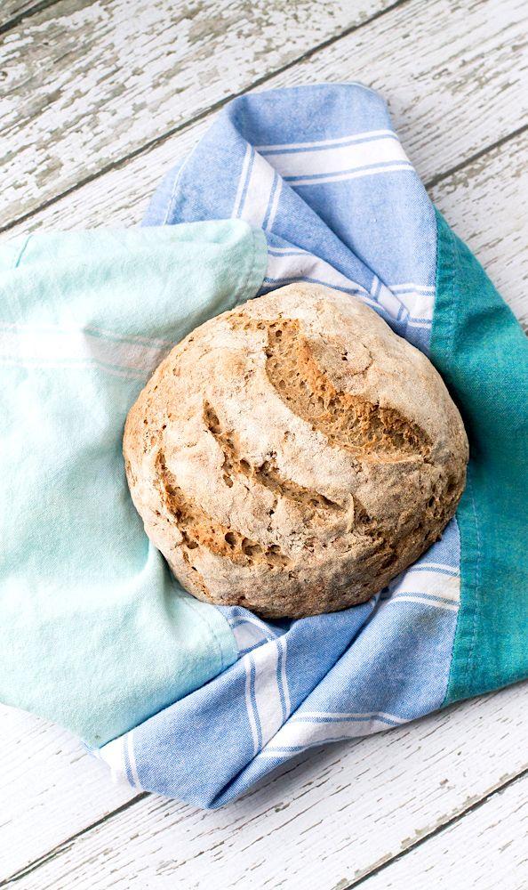 Gluten-Free Artisan Bread   heartbeet kitchen