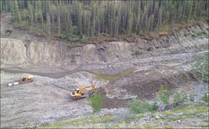 moosebrook yukon gold mine for sale