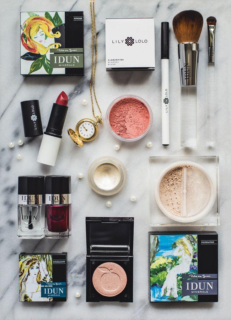 Makeup <3 Naturligt smink - Evelinas Ekologiska