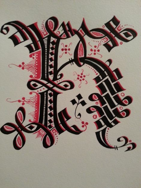 152 Best Images About Calligraphy Graffiti Alphabet On