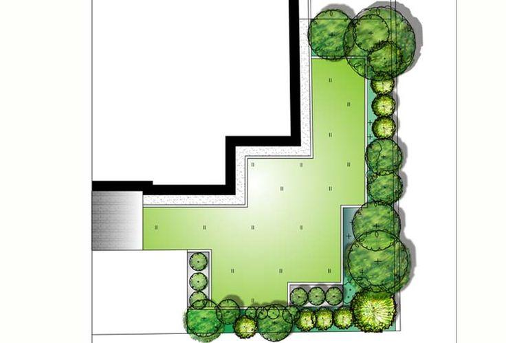 ogród geometryczny - Szukaj w Google
