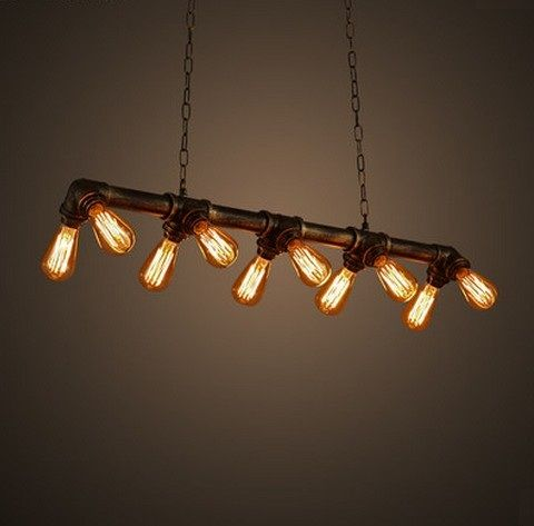 1000 images about lampen on pinterest how to make an industrial light fixtures and promotion. Black Bedroom Furniture Sets. Home Design Ideas