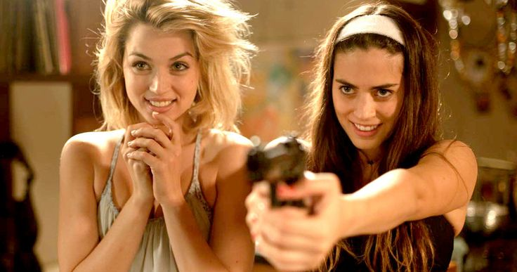 Eli Roth's 'Knock Knock' Trailer Terrorizes Keanu Reeves -- A pair of femme fatales wreak havoc on the life of a happily married man in director Eli Roth's 'Knock Knock' starring Keanu Reeves. -- http://movieweb.com/knock-knock-movie-trailer-international/