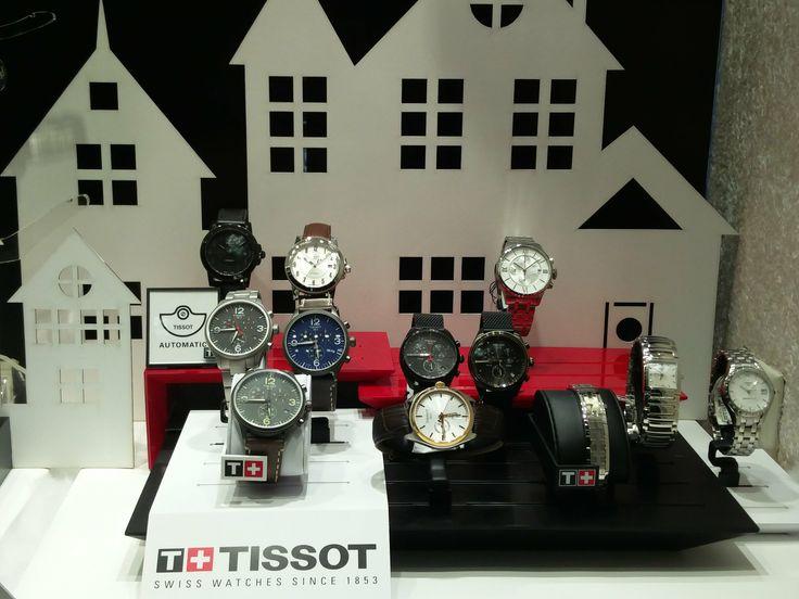 TISSOT Swiss Watches since 1853 – Innovators by tradition Η μεγαλύτερη και παραγωγικότερη ελβετική εταιρεία ωρολογοποιίας στον κόσμο από το 1853   Τσαλδάρης στο Χαλάνδρι #watches #tissot