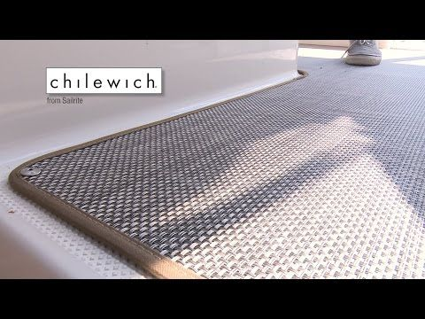 How to Replace Boat Carpet with Woven Flooring | Do-It-Yourself Advice Blog.