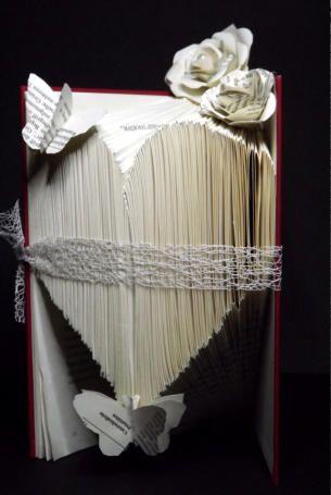 Papierdesign Jaster - Bookfolding