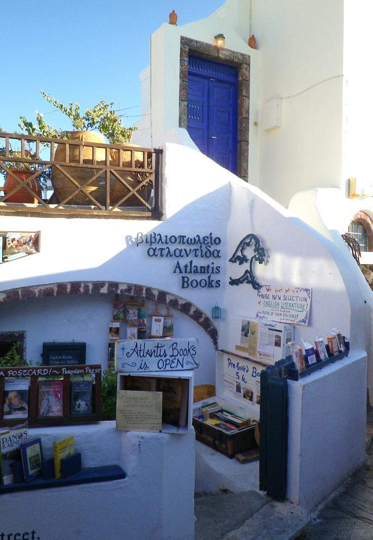 cute book shop