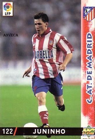 JUNINHO (A. Madrid - 1997-98)