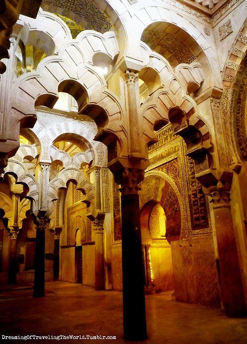 Mosque of Córdoba Córdoba. Spain