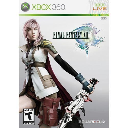Foto 1 - Game Final Fantasy XIII - X360