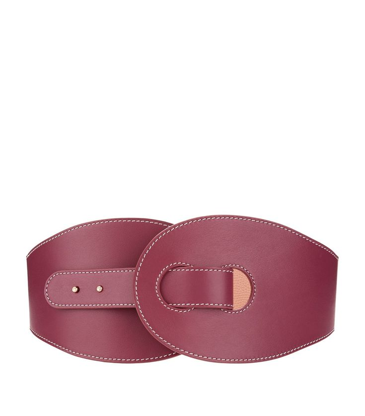 Leather Accent Tag - baby purple by VIDA VIDA qS8ExZq