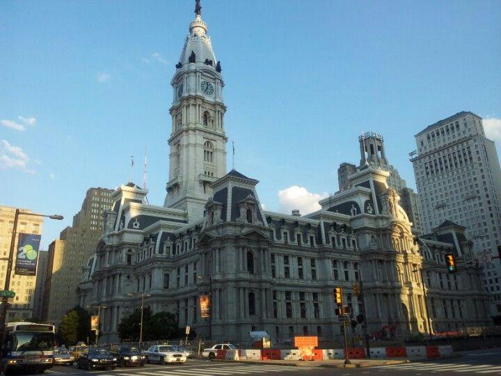 Philadelphia City Hall in Philadelphia, PA