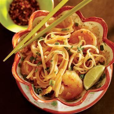 Spicy Pad Thai  #SpeedySupper #FamilyDinner