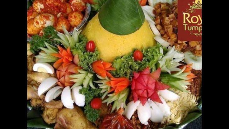 Nasi Tumpeng Pesanan Ibu Natali di Dadap , Tangerang |  081287608239