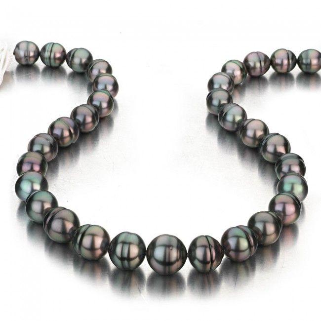 Baroque Tahitian pearls