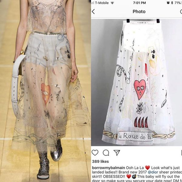 The Instagram account Diet Prada is growing rapidly. The anonymous duo behind it exposes the whos, wheres, hows, and whens of fashion déjà vu