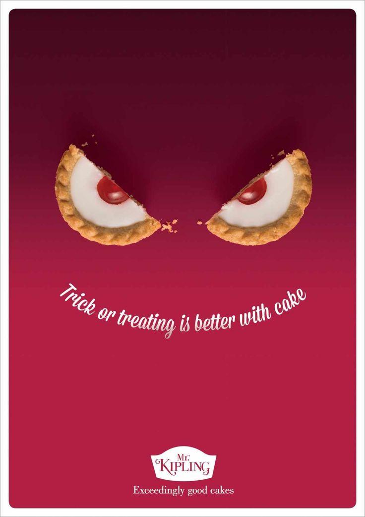 Mr Kipling: Trick or Treat YOUR Calgary marketing agency http://arcreactions.com/dont-get-seo-blindsided/