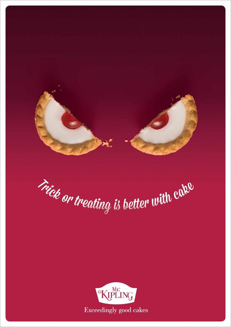 Mr Kipling: Trick or Treat YOUR Calgary marketing agency http://arcreactions.com/dont-get-seo-blindsided/