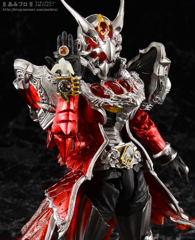 Preview: S.I.C. - Kamen Rider Wizard: Flame Dragon & All ...