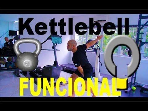 Circuito Kettlebell - Treinamento Funcional - Functional Kettlebell Circuit