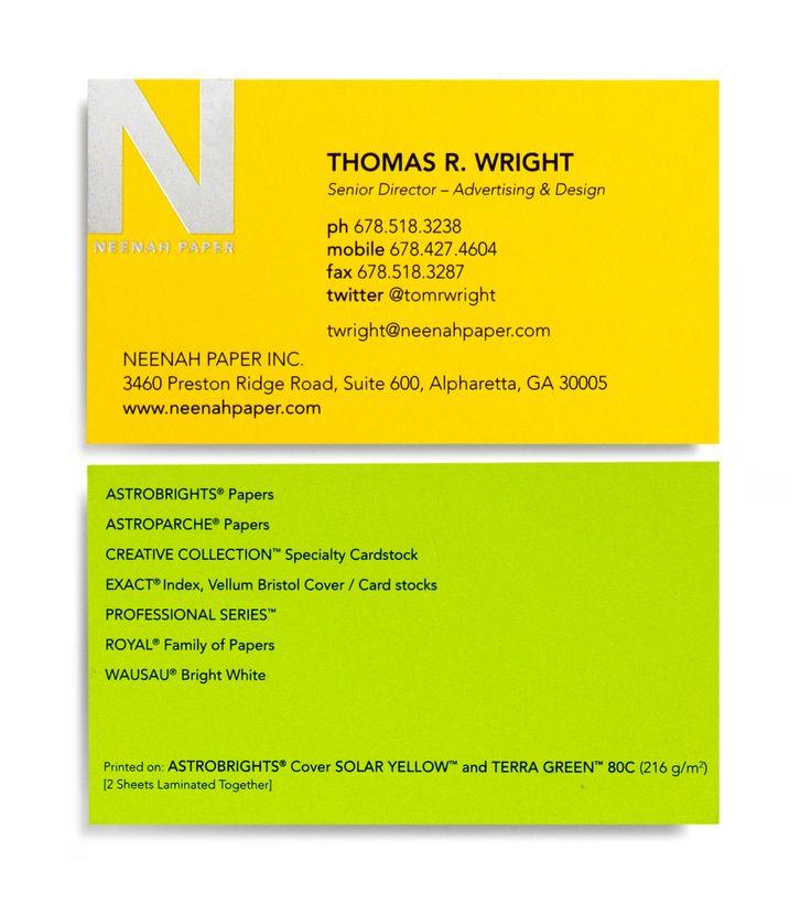 27 best Business Cards images on Pinterest | Business card design ...