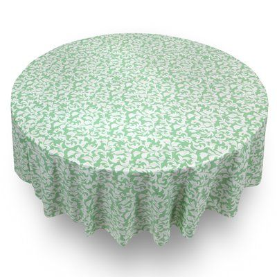 Alcott Hill Alper Damask Tablecloth