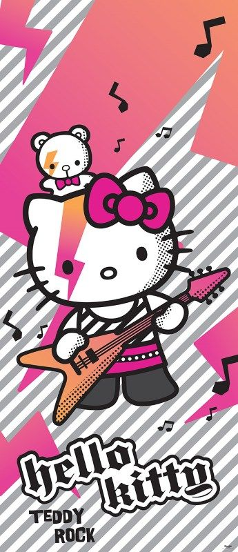 colant usa Hello Kitty rock 2