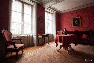 Le salon Le Combray de Marcel Proust