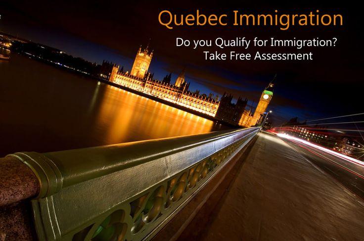 Canada- Quebec Immigration