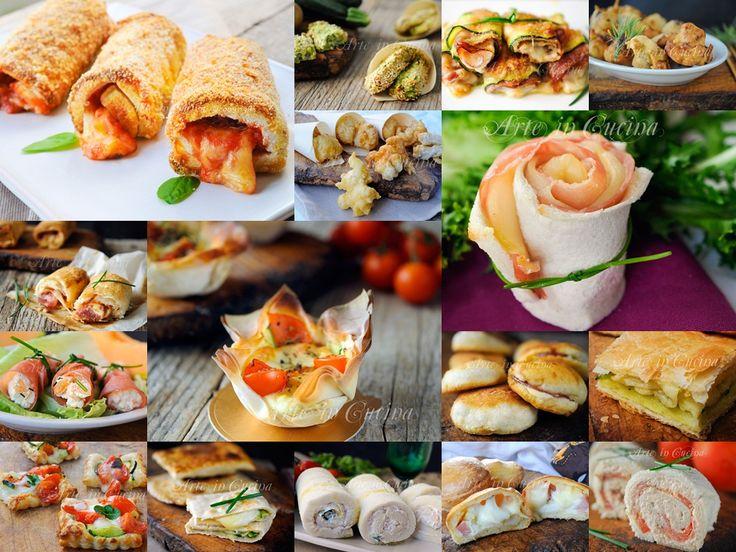 Antipasti+per+ferragosto+ricette+facili+e+veloci