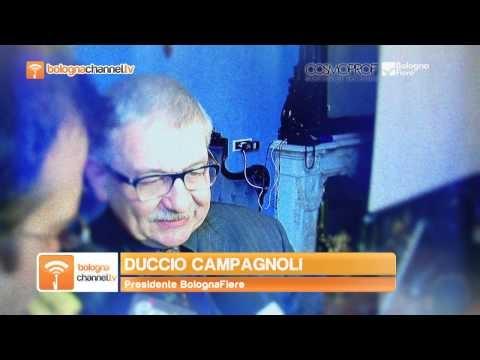 Conferenza Stampa Cosmoprof 2013 BolognaFiere